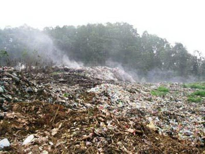 Yên Bái: Công trình xử lý chất thải bãi rác Tuần Quán (Kỳ 9)
