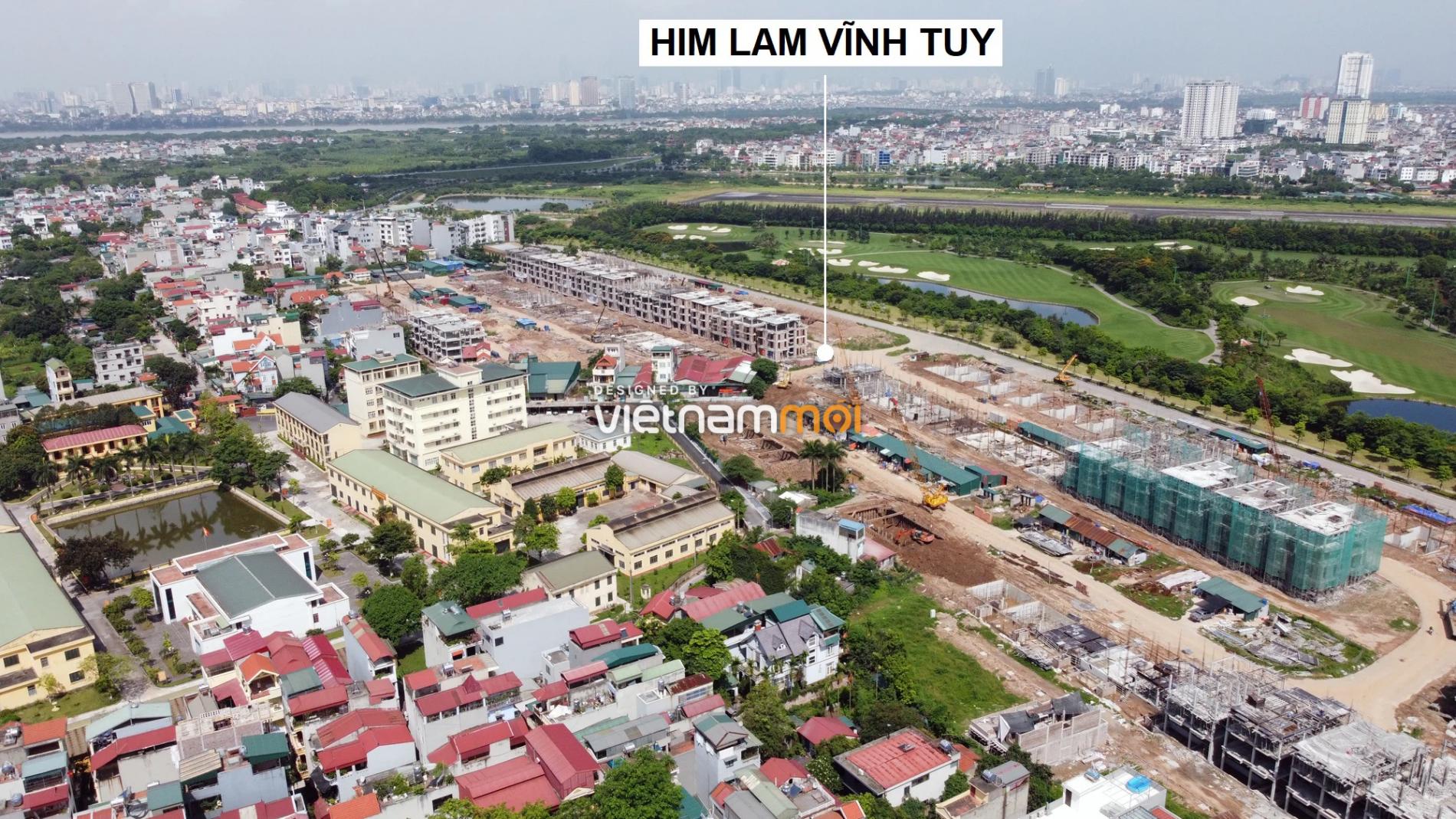 Toàn cảnh các dự án của Him Lam được hưởng lợi từ cầu Trần Hưng Đạo - Ảnh 3.