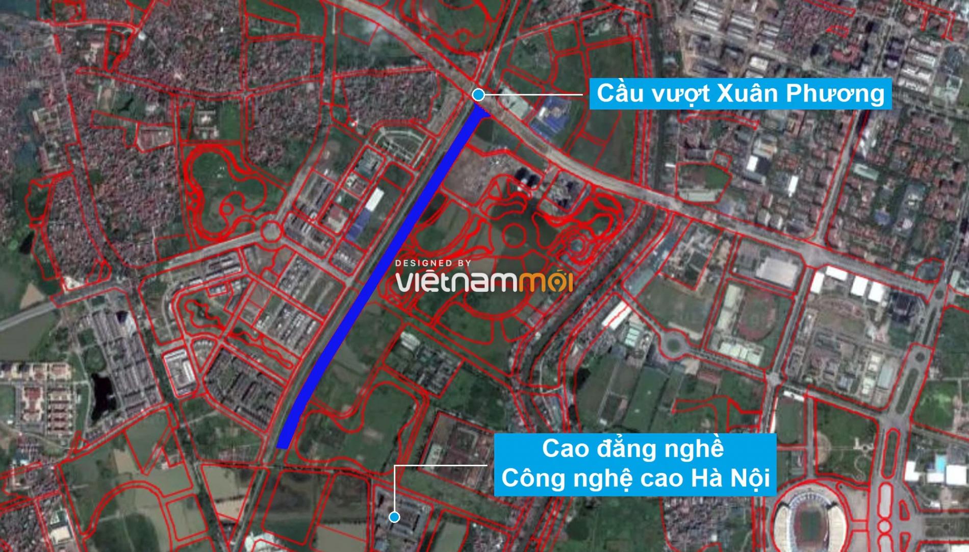 Những khu đất sắp thu hồi để mở đường ở phường Xuân Phương, Nam Từ Liêm, Hà Nội (phần 6) - Ảnh 2.
