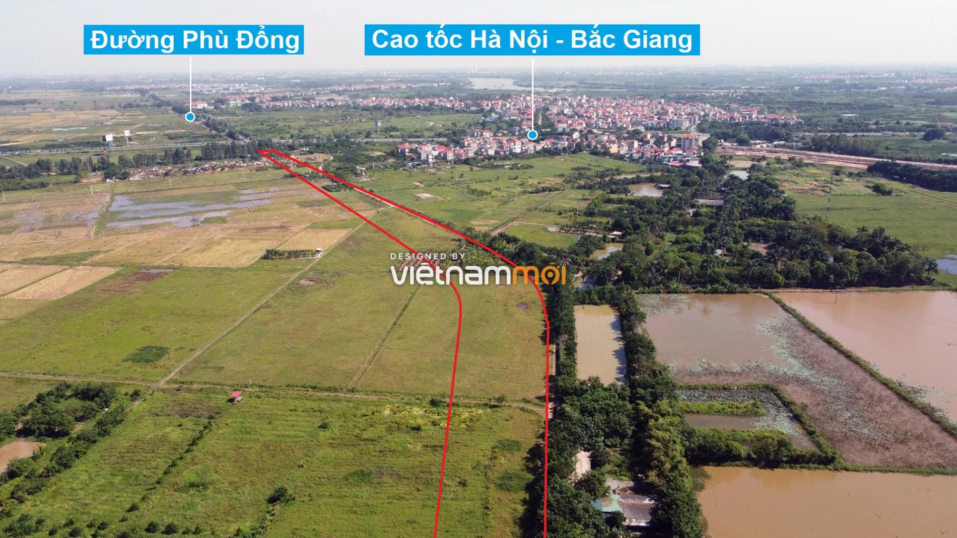 Những khu đất sắp thu hồi để mở đường ở huyện Gia Lâm, Hà Nội (phần 1) - Ảnh 7.