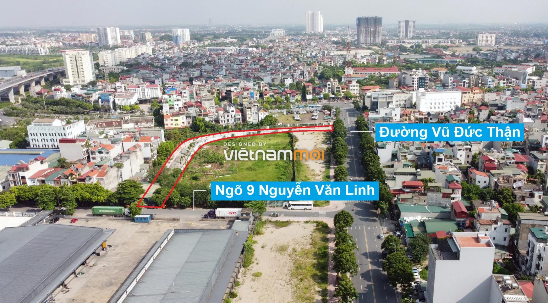 Những khu đất sắp thu hồi để mở đường ở phường Việt Hưng, Long Biên, Hà Nội (phần 1) - Ảnh 6.