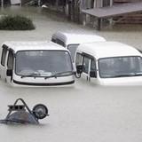 Nhật Bản tan hoang vì bão 'quái vật' Hagibis