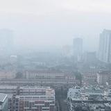 Không khí Hà Nội tiếp tục ở ngưỡng xấu, không tốt cho sức khỏe