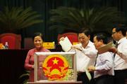 Hà Nội công bố kết quả lấy phiếu tín nhiệm đối với 18 lãnh đạo
