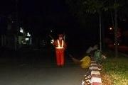Chuyện những nữ công nhân quét rác đêm Giao thừa