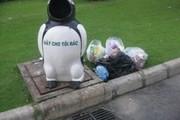 Văn hóa 'xả rác'