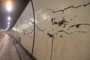 Hầm Hải Vân xuất hiện nhiều vết nứt toác nghiêm trọng