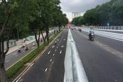 Thông xe cầu vượt giảm ùn tắc giao thông Tân Sơn Nhất