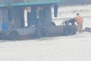 Phú Thọ: Pha 'kiểm tra thần tốc' của CSGT đường thuỷ trên sông Lô