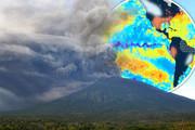 Chuyện gì sẽ xảy ra nếu núi lửa ở Bali phun trào?