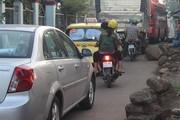 Xe ôtô né trạm thu phí BOT, cuộc sống người dân tuyến tránh xáo trộn