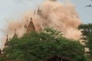 Động đất 6 độ richter tấn công miền Trung Myanmar