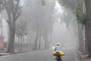 Dự báo thời tiết ngày 17/1: Hà Nội vẫn sương mù, mưa phùn, trời rét