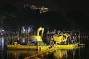Sắp hoàn thành dự án nạo vét Hồ Gươm