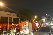 Hà Nội: Đang cháy lớn tại ngôi nhà 5 tầng trên đường Trần Duy Hưng