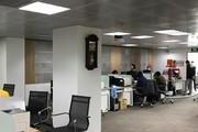 Tòa nhà văn phòng làm việc của Hòa Phát không đảm bảo an toàn