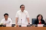 Hà Nội: Sẽ có giải pháp mạnh mẽ để giảm dần ô nhiễm không khí