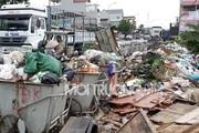 Hưng Yên: Vi phạm hành lang giao thông bãi rác ô nhiễm vẫn hoạt động