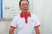 Người đàn ông quyết tâm cai rượu để có thể thường xuyên hiến máu