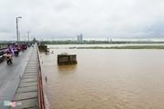 Mực nước sông Hồng ở Hà Nội sẽ lên nhanh, cảnh báo nguy cơ ngập lụt