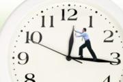 Các vấn đề thời gian trong quy trình khởi nghiệp