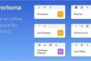 Workona giúp đóng gói công việc thành các tab