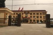 Phó trưởng phòng TNMT và cán bộ VP UBND TP Việt Trì bị bắt giữ