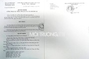 Đồng Tháp: Một quyết định của TAND huyện bị khiếu nại khẩn cấp
