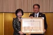 """Nhật Bản trao huân chương """"Mặt trời mọc"""" cho nữ Viện sĩ Việt Nam """