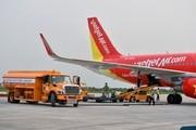 """Vietjet Air """"quán quân"""" số lượt bay chậm, hủy chuyến năm 2018"""