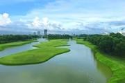 Tổng thể quy hoạch khu nhà vườn sinh thái và sân tập golf Vân Tảo