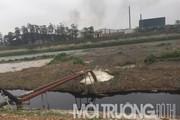 Bắc Ninh: Ròng rã cả năm 'thử nghiệm' nhà máy xử lý nước thải