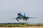 Cường kích Su-22 gặp nạn ở Yên Bái