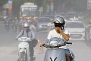 Ô nhiễm bụi mịn PM2,5 trong không khí nguy hiểm đối với sức khỏe