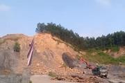 Hòa Bình: Lợi dụng việc san gạt để 'khai thác' đất rừng