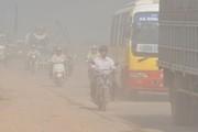 Thực trạng ô nhiễm bụi mịn PM2.5 trên địa bàn TP Hà Nội