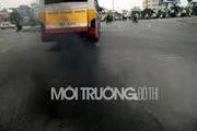 Ô nhiễm môi trường ở đô thị có tới 70% từ các phương tiện