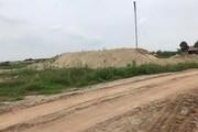 """Đông Anh: Bến bãi không phép """"bức tử"""" môi trường"""