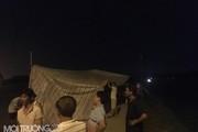 Bãi rác Nam Sơn: Người dân dựng lều bạt ngủ ngoài đường chặn xe rác