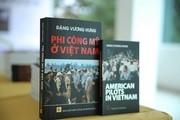 """Ra mắt cuốn sách """"Phi công Mỹ ở Việt Nam"""" và cuộc gặp mặt lịch sử"""