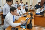 TP.HCM: Giảm tối đa việc sử dụng giấy trong các cuộc họp