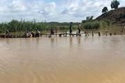 Vỡ đê ở Đắk Lắk, nhấn chìm hơn 1.000 ha lúa
