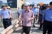 Bộ trưởng Bộ GTVT: Cần sửa cầu Thăng Long trong thời gian sớm nhất