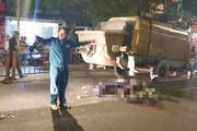 TP.HCM: Tông vào máy bơm bê tông, hai thanh niên tử vong