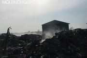 UBND TT Chờ buông lỏng quản lý, 'bó tay' trước nạn đổ trộm rác thải