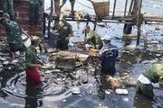 Hơn 8.000 người thu gom 25 tấn rác ở Phú Quốc