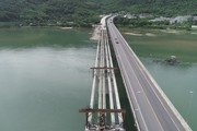 Đào thông ống hầm Hải Vân vượt tiến độ 6 tháng