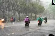 Dự báo thời tiết ngày 9/10: Bắc Bộ mưa rào và dông rải rác