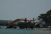 Cận cảnh công trình lấn biển tại TP Vũng Tàu