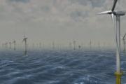 Tua bin gió lớn nhất thế giới ngoài khơi bờ biển Yorkshire